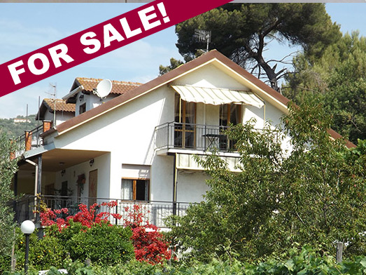 Extra Vergine / Real Estate in Liguria