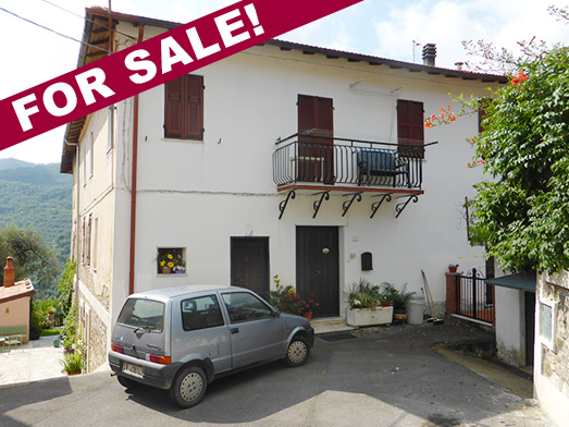 ExtraVergine Immobilien / Real Estate in Liguria